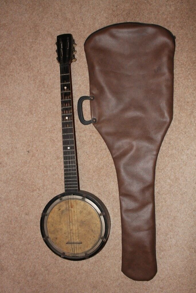 Vintage 5 String Banjo In Maidstone Kent Gumtree