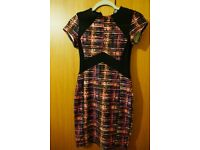 Miss Selfridge Dress / Size 8 / Wave Machine Hair Curler Waver /