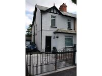 GONE! Finaghy 3 bedroom house in great condition suit prof couple or small family £720/M