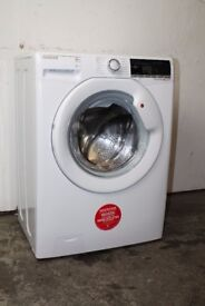 Hoover 8kg 1400 Spin Washing Machine Ex-Display Model No.DXOA 148TL RRP£249.99 Our Price £180