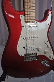 Fender American Special Stratocaster Fitted With Seymour Duncan Lil 59 For Strat Bridge Pickup