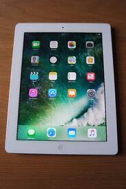iPad 4 White 128GB