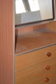Suite 2 matching wardrobes & dressing table