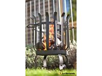 La Hacienda firebasket firepit ideal wood burner for garden patio great ambience 30 available £20