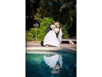 """""""Affordable Wedding Photographer - Very competitive rates!"""""""