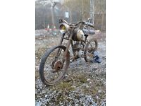 Classic NSU Moped for spares