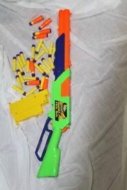 BuzzBee Rapid Fire Tek Rifle