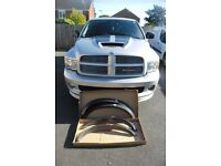Dodge Ram Wheel Arch Extensions (New and Never Fitted)