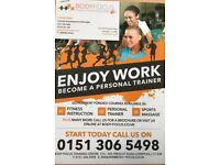 Personal Training / Fitness Instructor / Sports Massage Courses FREE