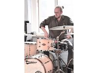 Professional Drummer/Percussionist Available