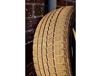 Nordica winter tyres 205/55