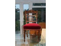 Antique Chair six total