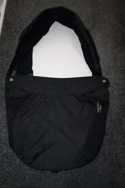 iCandy Apple 2 Pear newborn nest / soft carrycot with mattress and apron CAN POST