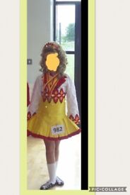 Taylor Irish Dance Dress