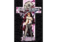 DEATH NOTE Manga (Volume 1-English)
