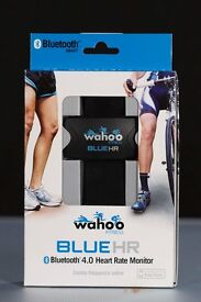 Wahoo Bluetooth 4.0 Heart Rate Monitor - iPhone and other Bluetooth devices