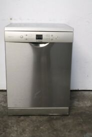 Bosch Dishwasher Silver Edition Digital Display Excellent Condition Del/Instal Available