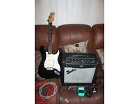 Variety of music Equipment