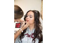 BRIDAL & SPECIAL EVENTS FREELANCE MAKEUP ARTIST AVAILABLE FOR BOOKINGS NOW