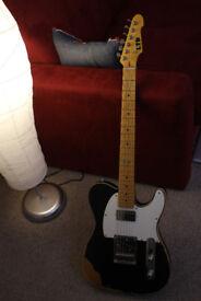 LTD TE-202 - Telecaster guitar