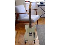 Fender Telecaster MINT condition - Classic 60s series Telecaster Electric Guitar in Olympic White