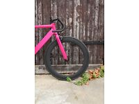 Special Offer Aluminium Alloy Frame Single speed road bike fixed gear racing fixie bicycle y7
