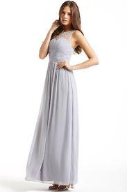 Little mistress grey dress, unworn with tags