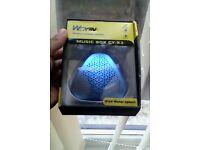 Wextn Wireless portable speaker music box