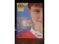 Level 2 Certificate Supporting Teaching and Learning (As New)