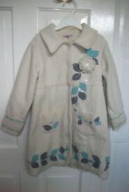 3-4 years old Monsoon winter coat