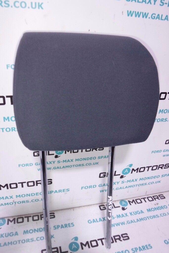 FORD GALAXY S-MAX REAR OR MIDDLE HEADREST BLUE/GREY 2006-2010 AR07-2
