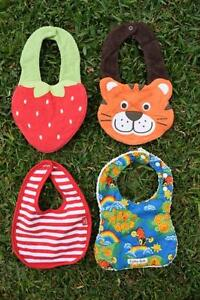 Uber-cute bib set: all new or as new (washed but not used) Dulwich Hill Marrickville Area Preview