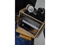 Wood Rack case Studio 8u / offers accepted