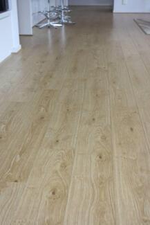 Laminate flooring Colour Rustic Nougat