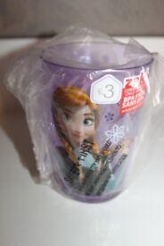 Brand New Frozen Anna Cup