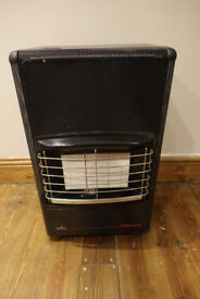 Helius Superser Butane Calor Gas Heater Hardly Used