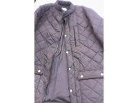 Quilted jackets (Brown and Burgundy) Small size