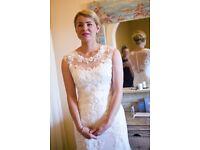 Wedding dress Phase Eight size UK 12