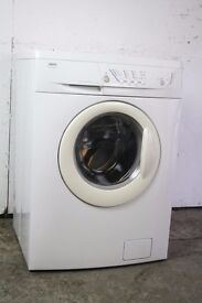 Zanussi 5.5kg 1600 Spin Washing Machine Good Condition 6 Month Warranty Free Local Delivery
