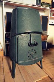Rare Jotul Easter Island stove