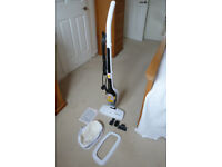 9-IN-1 STEAM CLEANER, EXCELLENT CONDITION STILL UNDER GUARANTEE
