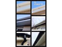 Gutter & Roof Cleaning & Repairs