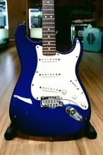 USA Fender Standard Stratocaster Circa '91 Guitar Moorooka Brisbane South West Preview