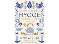Brand New The Little Book of Hygge The Danish Way to Live Well RRP 9.99
