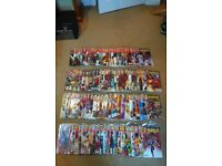 Marvel Legends Comics. Issues 1 to 102. Published by Marvel/Panini.