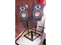 Tannoy Revel 5A + Stands