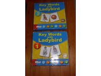 Learn to Read - Key Words with Ladybird - 'Peter and Jane' books for teaching kids to read