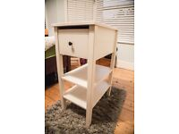 Ikea HEMNES Bedside Table, little used and in perfect condition.