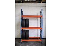 Long/Short Span Tyre Racking
