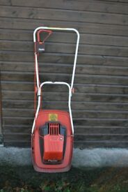 Flymow electric lawnmower